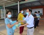 Thêm 7 bệnh nhân COVID-19 ở Quảng Nam khỏi bệnh, xuất viện