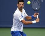 Djokovic thắng dễ ngày ra quân US Open