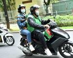 Gojek Việt Nam nổi bật với màu xanh, đen đặc trưng và quốc kỳ Việt Nam