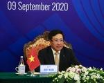 Các nước Đông Á kêu gọi tuân thủ UNCLOS 1982, không gây căng thẳng Biển Đông