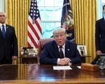 Ông Trump công bố thỏa thuận bình thường hóa quan hệ Bahrain - Israel