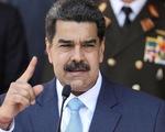 Venezuela bắt được