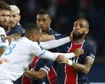 Xem khoảnh khắc hỗn loạn cuối trận PSG và Neymar nhận thẻ đỏ phút 99