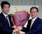 Ông Yoshihide Suga: từ con nhà nông đến ghế thủ tướng Nhật