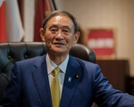 Ông Suga chính thức trở thành tân Thủ tướng Nhật