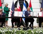 Ký thỏa thuận bình thường hóa quan hệ Israel - UAE - Bahrain tại Nhà Trắng