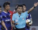 Giai đoạn 2 V-League 2020: VFF sẽ đưa trọng tài từng