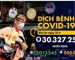 Dịch COVID-19 ngày 18-9: Đổ xô xét nghiệm miễn phí, chỉ 24 giờ Pháp thêm 10.000 ca mới