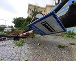Trực tiếp: Bão số 5 đang đổ bộ, mưa lớn, gió mạnh ở Đà Nẵng, Quảng Nam, Quảng Trị, Huế