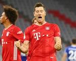 Bayern hủy diệt Schalke 8-0 ở trận ra quân Bundesliga