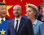 Châu Âu cạn kiên nhẫn với Trung Quốc?