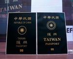 Đài Loan đổi thiết kế hộ chiếu, tránh nhầm lẫn với Trung Quốc đại lục