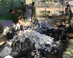 Buôn bán, vận chuyển chỉ 1 gói thuốc lá lậu cũng bị phạt tới 3 triệu đồng