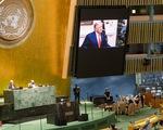 Tại Liên Hiệp Quốc, ông Trump nói Trung Quốc