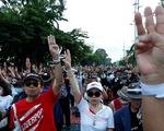 Quốc hội Thái Lan hoãn sửa đổi Hiến pháp,