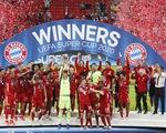 Ngược dòng kịch tính trước Sevilla, Bayern đoạt Siêu cúp châu Âu
