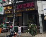 Cháy khách sạn lúc rạng sáng, 1 người chết, 1 người bị thương