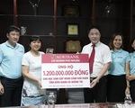 Thêm 1,2 tỉ đồng tiếp sức cho học sinh nghèo hai tỉnh Kiên Giang, Quảng Trị
