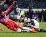 Chelsea hòa nghẹt thở West Brom sau khi bị dẫn trước ba bàn