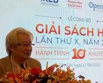 Bộ sách về Nguyễn Văn Tường đoạt giải Phát hiện mới của Sách Hay 2020
