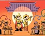 Google tôn vinh nghệ thuật cải lương nhân ngày Sân khấu Việt Nam