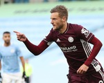Vardy lập hat-trick, Leicester nhấn chìm Man City tại Etihad