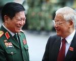 Những hình ảnh khó quên tại Đại hội Đại biểu Đảng bộ Quân đội