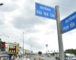 Vụ 38 tên đường sai ở TP.HCM: Đề xuất giao quận huyện sửa