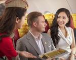 Vietjet tung thẻ Power Pass SkyBoss, khách hàng có lối đi riêng, xe đưa ra máy bay
