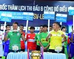 Giải bóng đá sinh viên - SV LEAGUE 2020 - bắt đầu tăng tốc