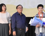 Con trai 12 tuổi của Nguyễn Ngọc Tư nhận giải thưởng văn chương Khát vọng Dế mèn