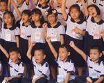 Nụ cười, nước mắt của học sinh lớp 1 ngày đầu đến trường