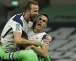 Hạ Chelsea trên chấm luân lưu, Tottenham vào tứ kết Cúp Liên đoàn