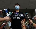 Hoàng Chi Phong được tại ngoại, tòa xử lại vào tháng 12
