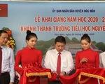 TP.HCM: Trường đầu tiên khai giảng năm học mới