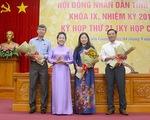 Nữ bí thư huyện được bầu giữ chức phó chủ tịch HĐND tỉnh Kiên Giang