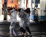 Bão Haishen tấn công Nhật Bản với sức gió có thể lật nhào xe hơi