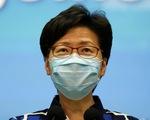 Bà Carrie Lam: Trung Quốc sẽ xử lý 12 người Hong Kong vượt biên đi Đài Loan