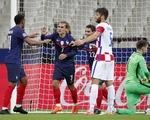 Pháp tái lập tỉ số trận chung kết World Cup 2018 trước Croatia