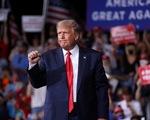 Ông Trump được đề cử Nobel hòa bình 2021