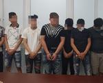 Phát hiện 12 nam nữ thanh niên dự