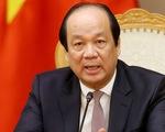 Bộ trưởng Mai Tiến Dũng nói về thương hiệu quốc gia Việt Nam và