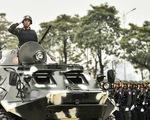 6.000 chiến sĩ công an, quân đội xuất quân bảo vệ Đại hội Đảng