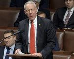 Nghị sĩ Cộng hòa gửi thư cho ông Biden kêu gọi không luận tội ông Trump