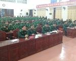 Tăng cường 140 cán bộ, học viên biên phòng lên biên giới Cao Bằng chống dịch
