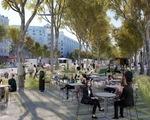 Paris muốn biến đại lộ Champs-Élysées thành khu vườn khổng lồ