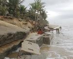 Sạt lở bờ biển Đà Nẵng