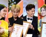 Jack, Vũ Cát Tường, Huỳnh Lập, DaLAB nhận giải Mai Vàng 2020