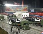 Triều Tiên công bố tên lửa phóng từ tàu ngầm