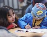 Người trẻ lên Y Tý: Ấm lòng giữa nơi tuyết phủ trắng xóa